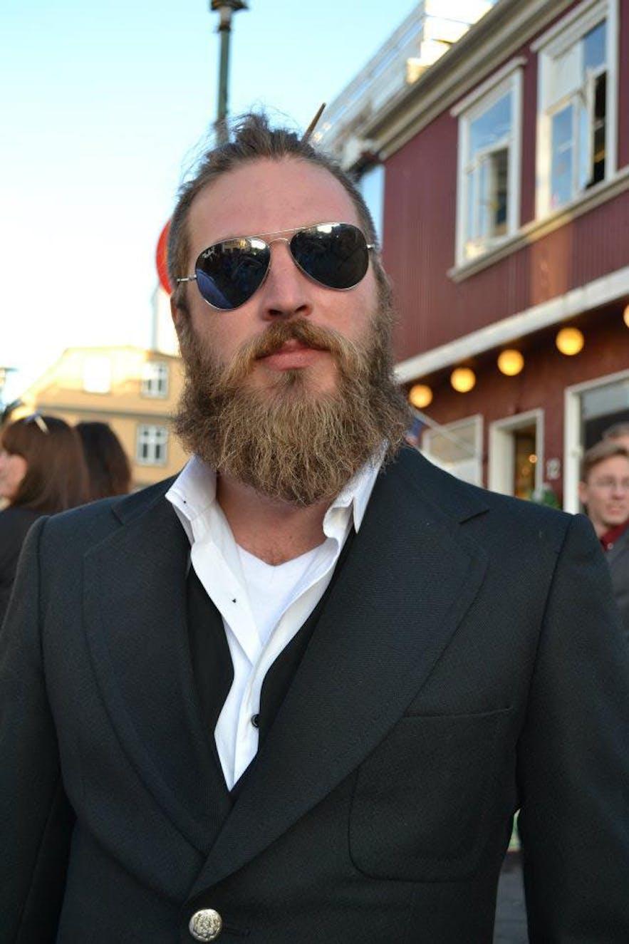 Исландские бородачи