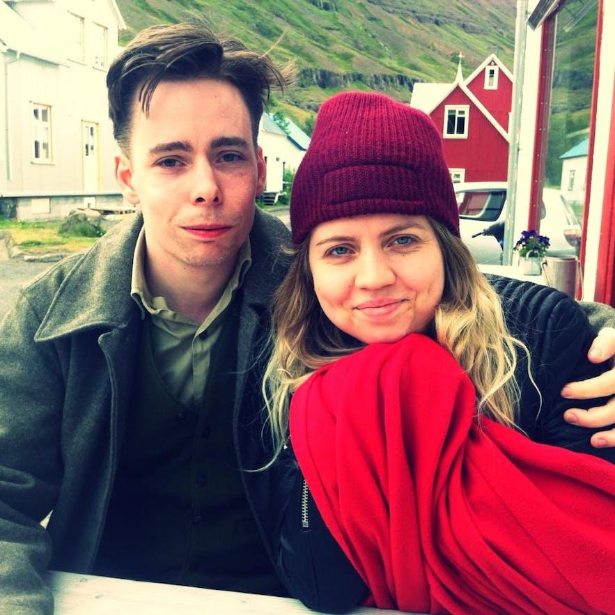 Jökull and Sesselja