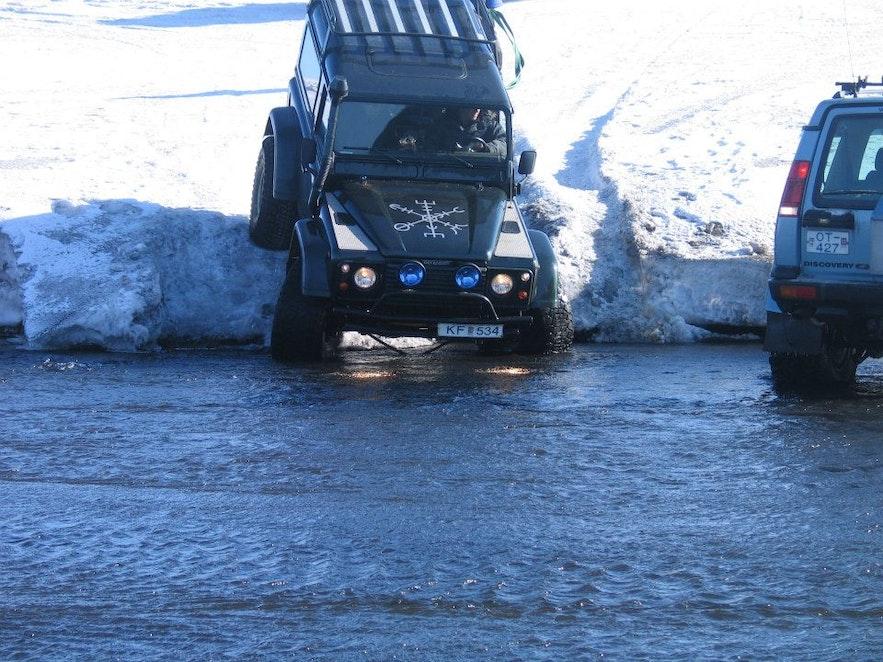 A Crazy Vatnajokull Glacier Trip
