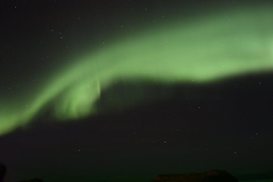 Northern Lights Tour in Reykjanes