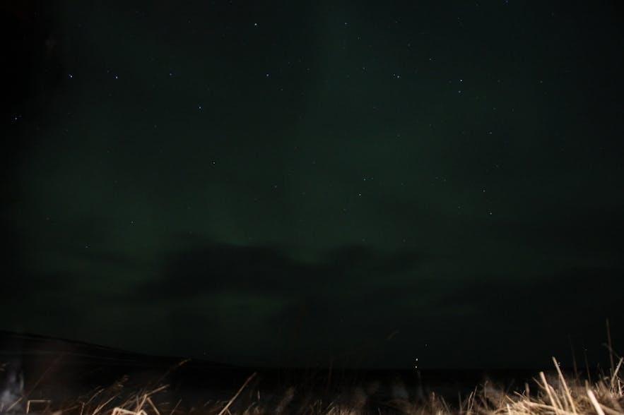 Northern Lights over Þingvellir