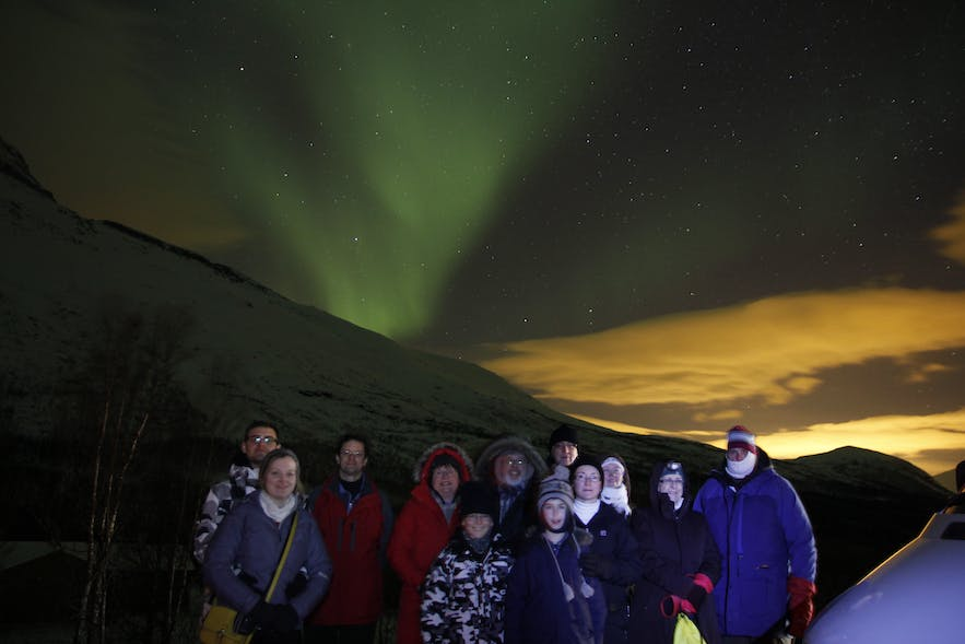 Northern Lights Tip 6: How to choose a Tour
