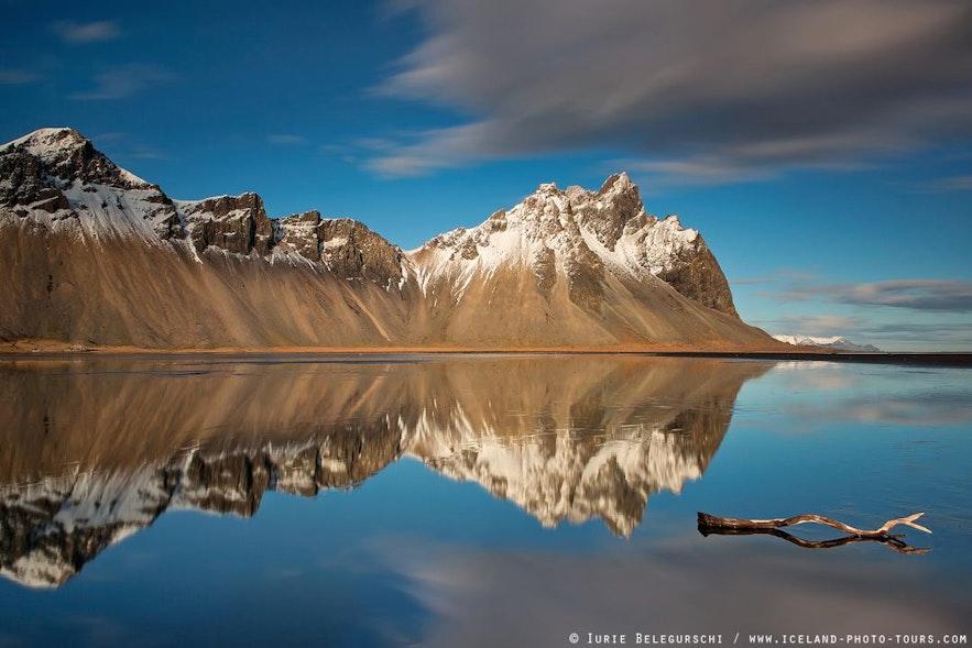 Höfn view of Vatnajökull glacier, photo by Iurie Belegurschi