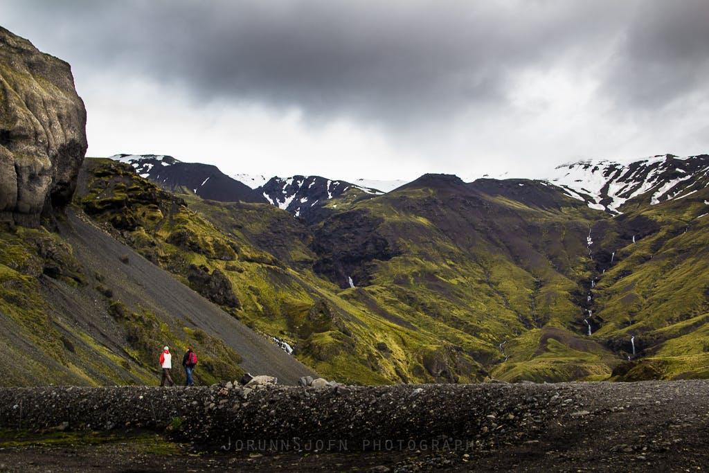 Seljavellir in South Iceland