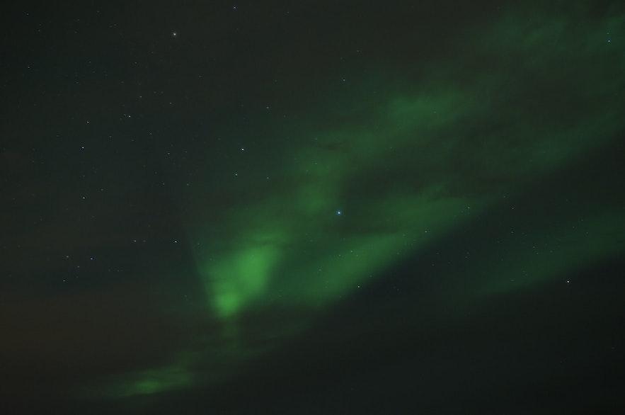 northern lights comet - photo #21