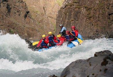 Spannende Rafting-Tour in Nordisland | ab 18 Jahren