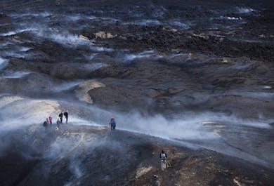 Thorsmork Volcano Super Jeep & Hiking Tour