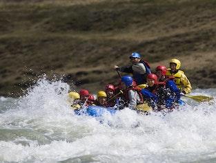 ATV and River Rafting Tour