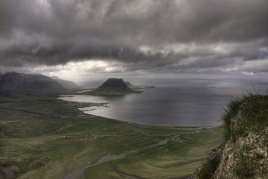 Grundarfjörður and Kirkjufell