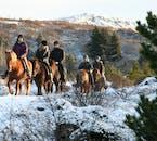 Horse Riding & Quad Biking Winter Trip
