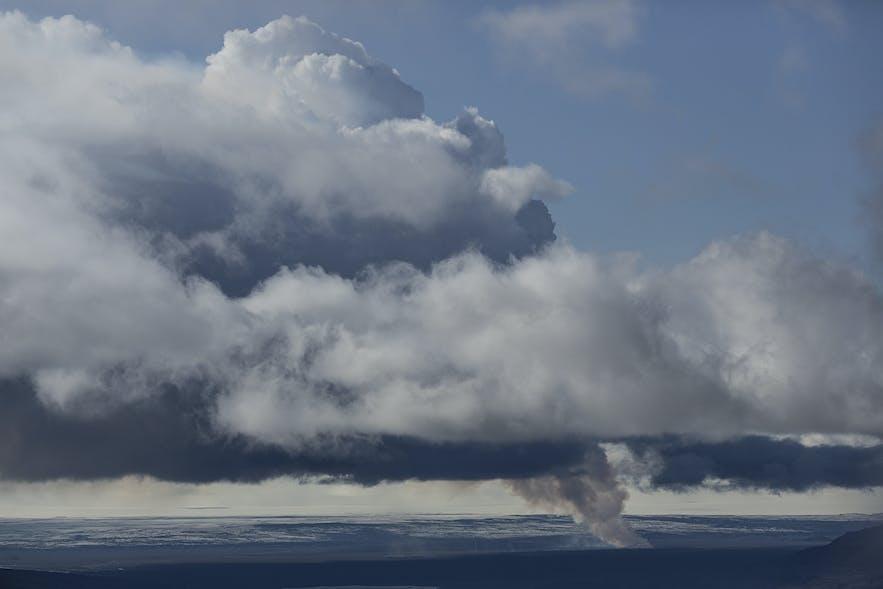 Holuhraun volcanic eruption