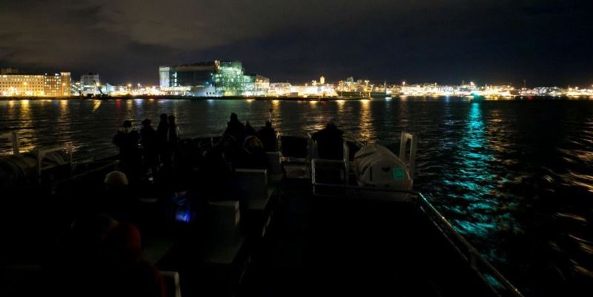 Northern Lights Boat Cruise From Reykjavik Guide To Iceland