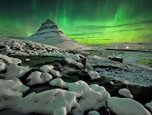 Snaefellsnes Peninsula and Northern Lights | ​2 Day Tour