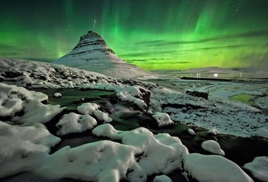 Snaefellsnes Peninsula and Northern Lights   2 Day Tour