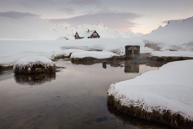 Landmannalaugar in Winter 3 Days | Super Jeep & Northern Lights