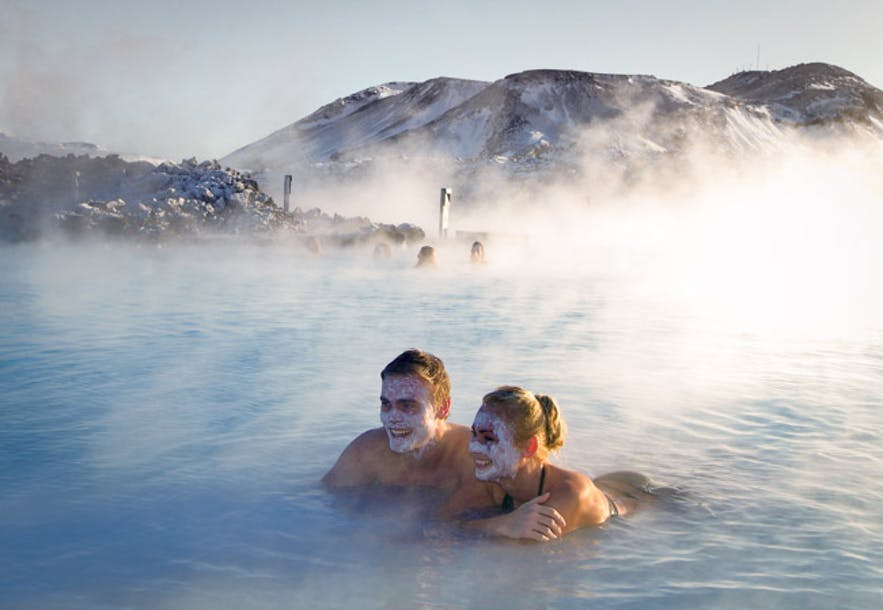 冰岛蓝湖温泉