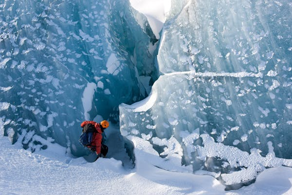 Small Group Glacier Hiking Amp Ice Climbing Tour On