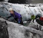 레이캬비크 출발 - 아이슬란드 빙하 하이킹 & 빙벽등반 소규모 그룹 투어 | 솔헤이마요쿨 빙하