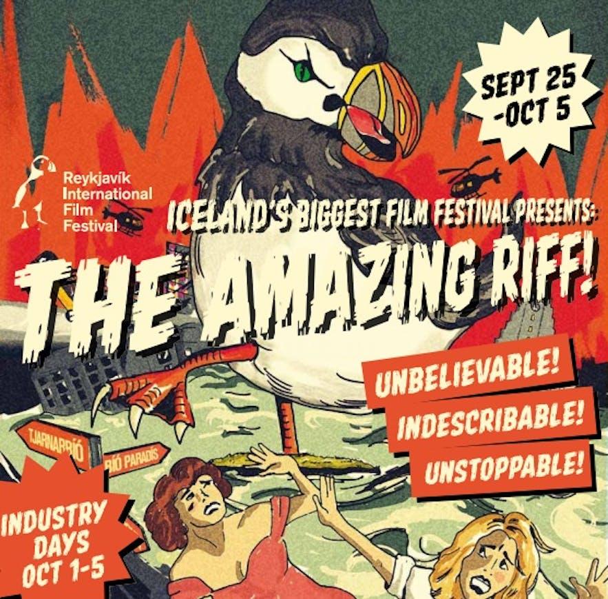 RIFF - Reykjavík International Film Festival 2014