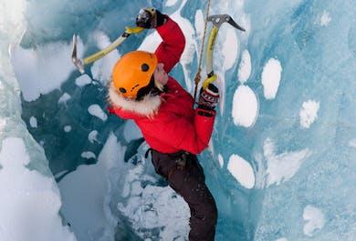 Wspinaczka/wędrówka po lodowcu Solheimajokull | Mała grupa