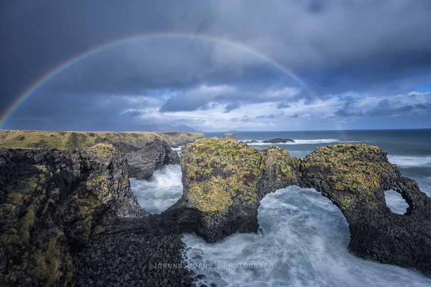 What is the weather like in Iceland ?