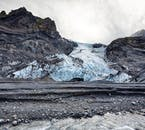 The scenery around Eyjafjallajökull is incredibly diverse, from glacier tongues to lush canyons.