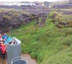 La grotte Vatnshellir est située dans le sublime parc national de Snæfellsjökull.