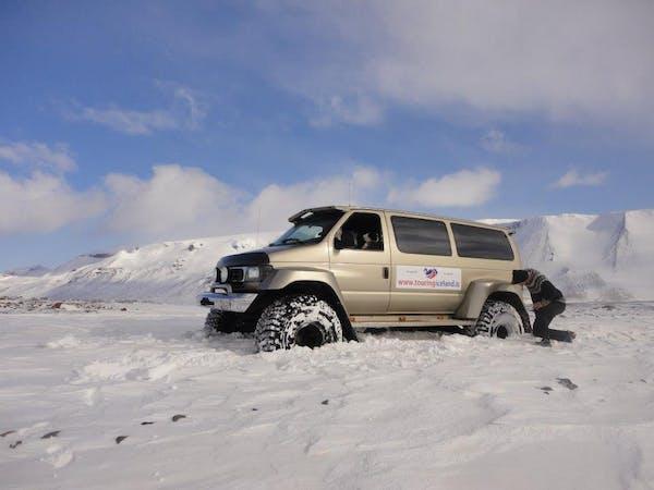 Touring Iceland