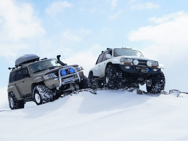 IceAk North Iceland Super Jeep Tours