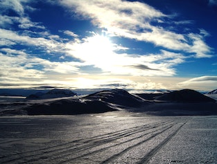 Iceland's Top Sights - 3 Day Super Jeep Winter Holiday