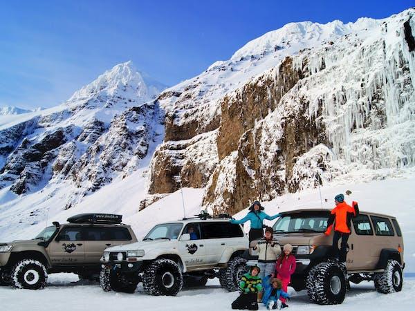 IceAk North Iceland Super Jeep Tours