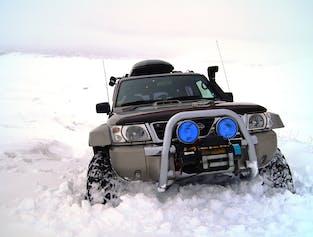 Mývatn Off-Road Super Jeep Tour