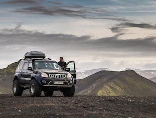 Landmannalaugar /Ландманналаугар долина риолитовых гор