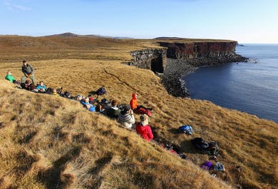 Blue Lagoon and Reykjanes Peninsula Round Trip and Easy Hiking