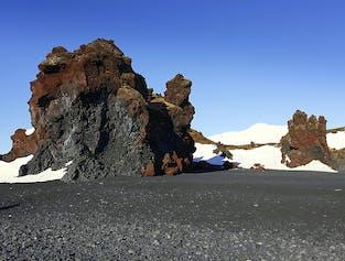 Tour to Snæfellsnes Peninsula   Super Jeep