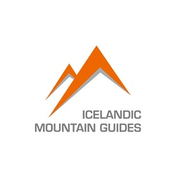 Icelandic Mountain Guides / Arcanum logo