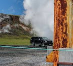 Visiting the geothermal power station at Nesjavellir in South Iceland is done in a handful of Golden Circle tours.