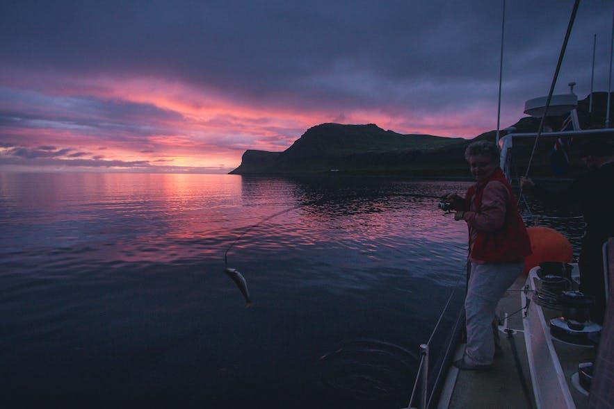 Hornvik_fishing