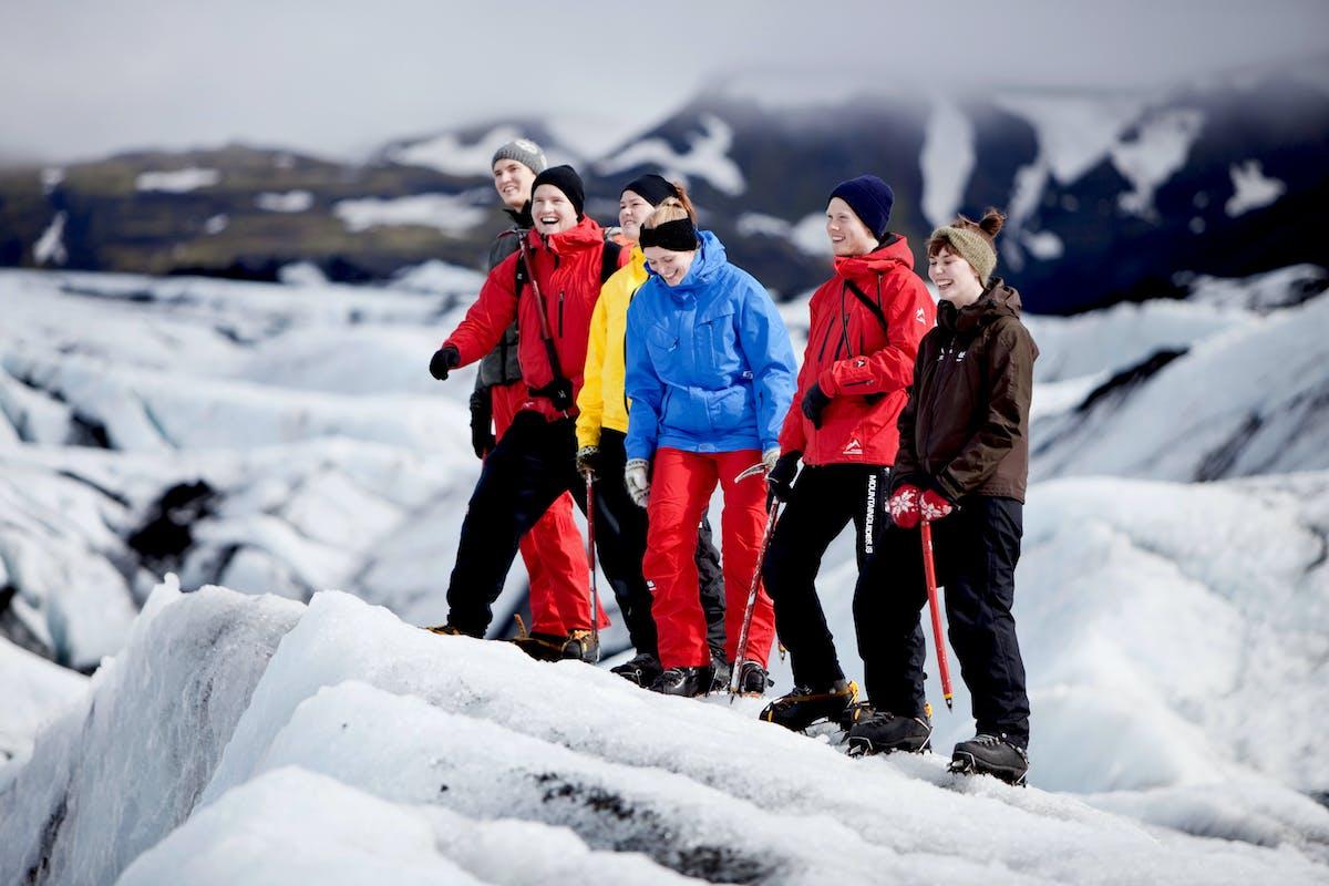 Icelandic Mountain Guides hero image