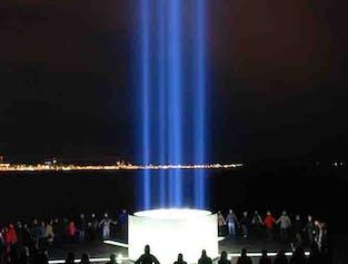 Imagine Peace Tower Tour