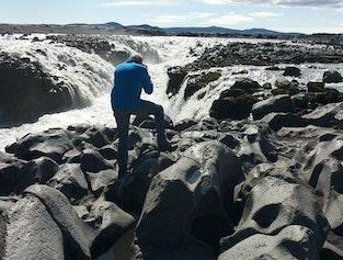 Askja Hiking and Hot Springs