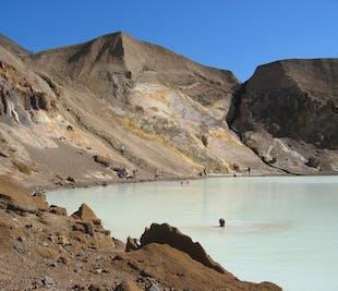 Askja Wanderung & heiße Quellen