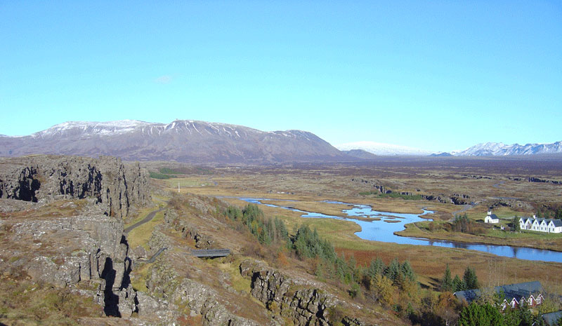 Þingvellir holds a particularly special spot in the heart of Icelanders due to its connection to their national identity.