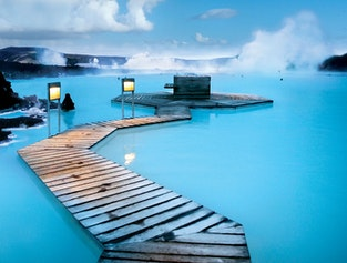 4 Day Winter Adventure | Blue Lagoon, the Golden Circle with Snowmobiling & Northern lights