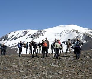 Sortie randonnée au Snæfell