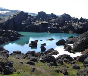 Stórurð Hiking Tour