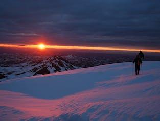 Midnight Hiking Tour to Snæfell