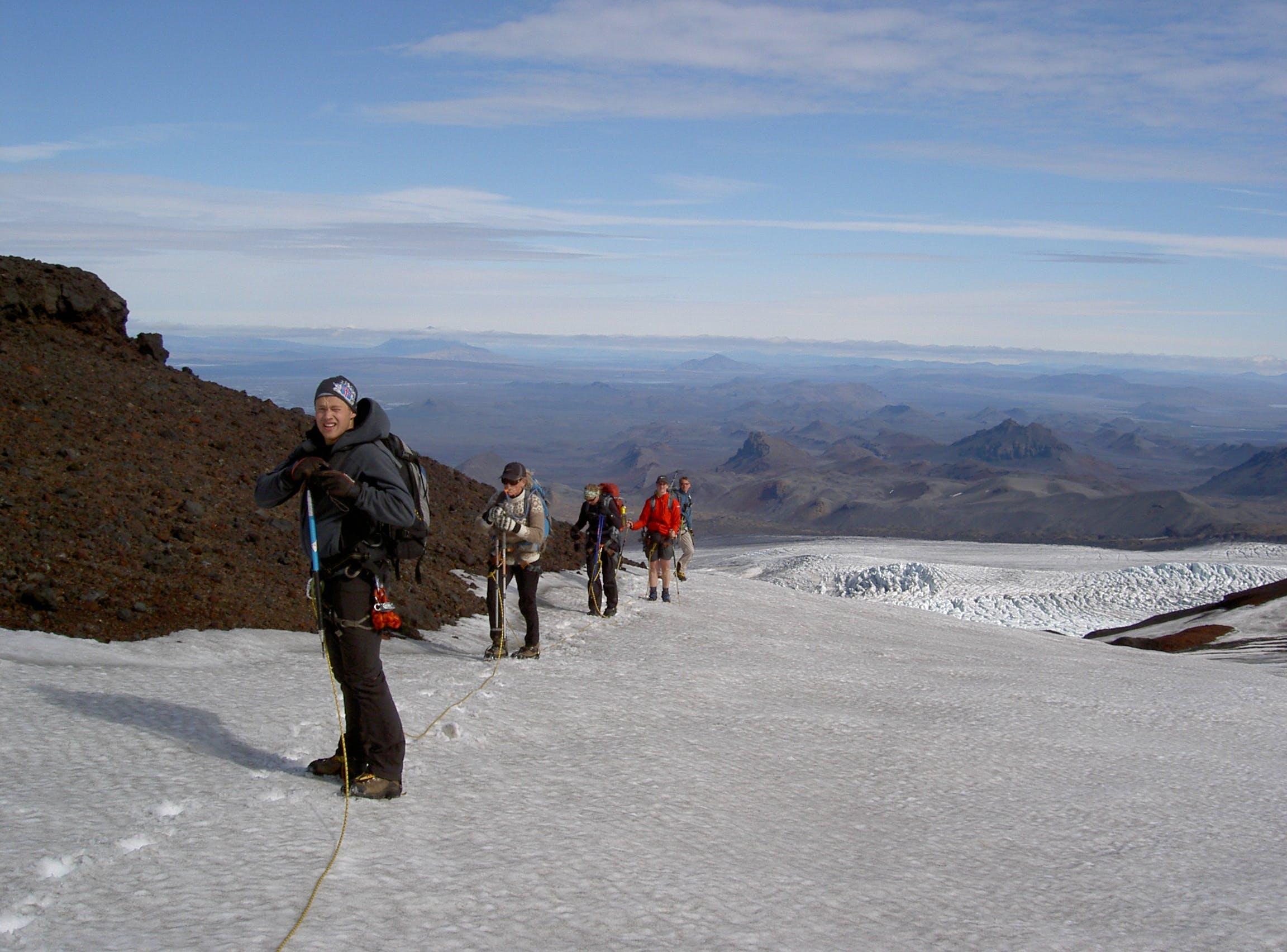 Kverkfjöll Glacier Tour