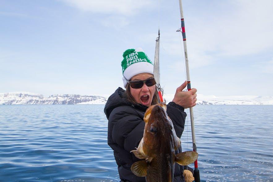 Highlights from the Hornstrandir ski season