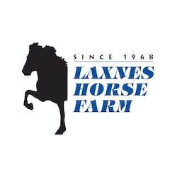 Laxnes Horse Farm logo